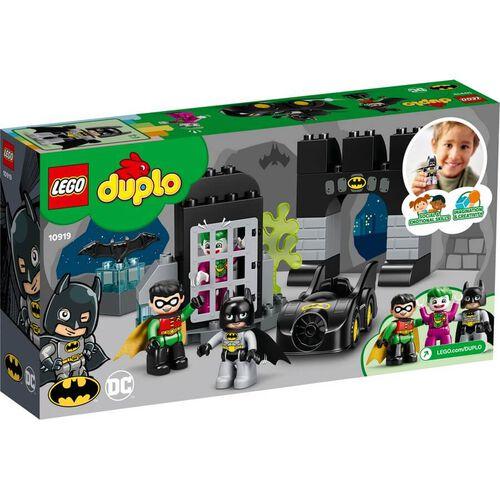 LEGO Duplo DC Comics Batcave 10919