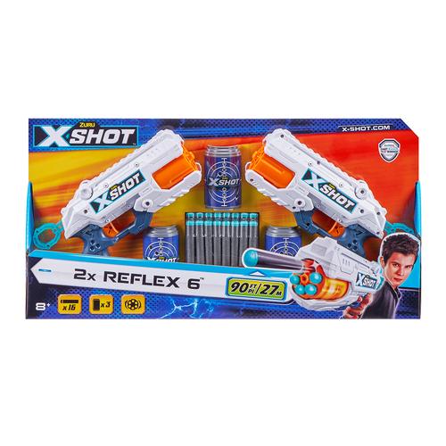 X-Shot Reflex 6