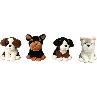 Animal Alley - 7Inch Puppy - Assorted