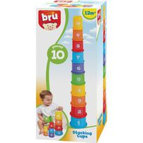 BRU Stacking Cups