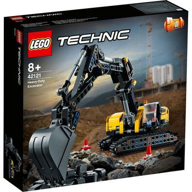 LEGO Technic Heavy Duty Excavator 42121