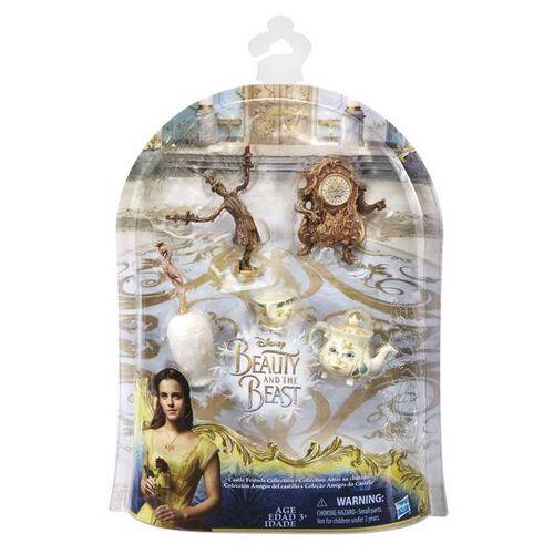 Disney Princess Batb Sd Castle Friends Collection