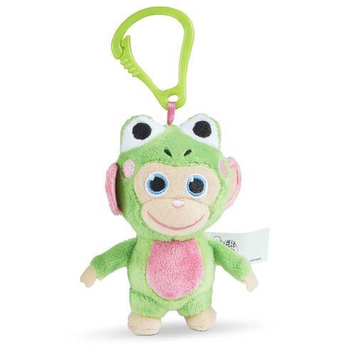 Wonder Park Chimp Clip On Soft Toy - Assorted