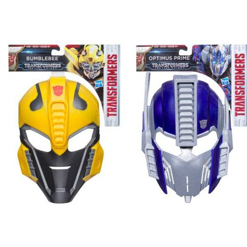 Transformers Movie 5 Role Play Masks - Assorted