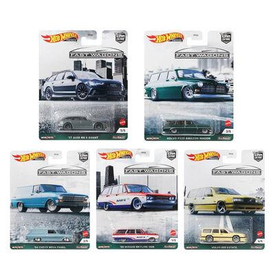 Hot Wheels Car Culture Dash B Set Of 10