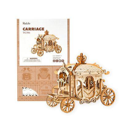 Robotime Rokr DIY Carriage