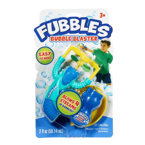 Fubbles Bubble Blaster - Assorted