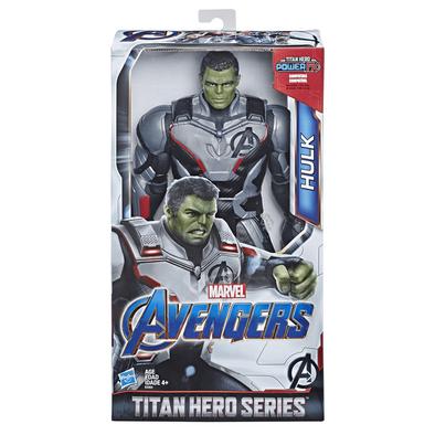 Marvel Avengers Titan Hero Series Titan Hero Power FX Compatible Hulk