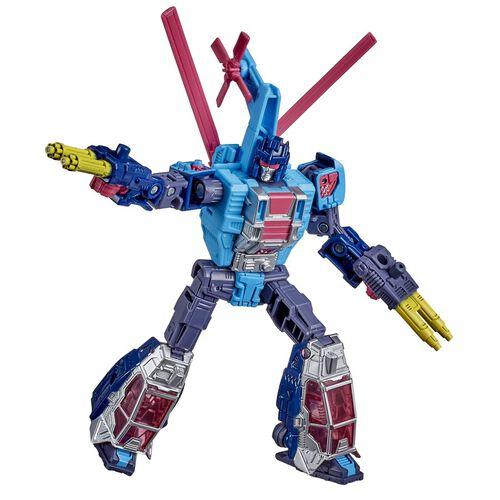 Transformers Gen Selects Deluxe Rotorstorm