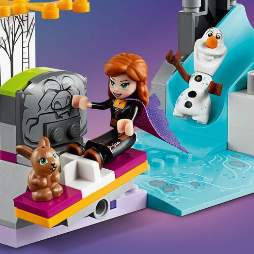 LEGO Disney Frozen 2 Anna's Canoe Expedition 41165