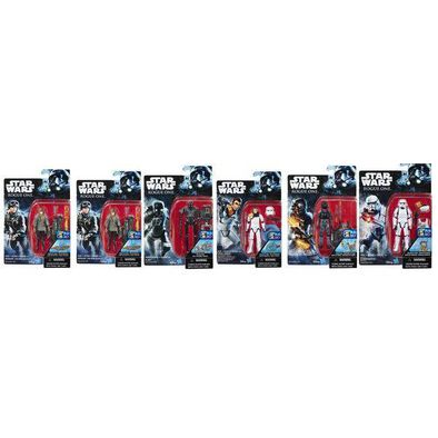 Star Wars S1 Swu Figure - Assorted