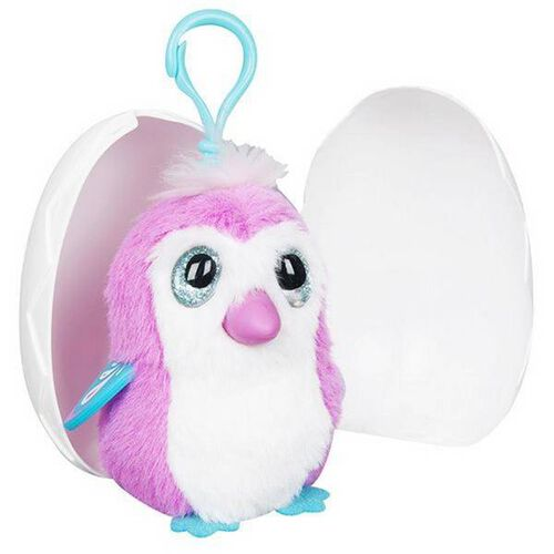 Hatchimals Mystery Minis Mini Plush Clip - Assorted