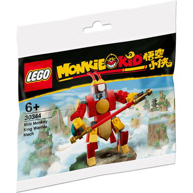 LEGO Mini Monkey King Warrior Mech 30344
