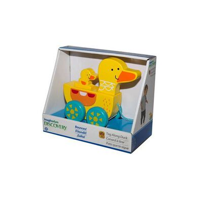 Universe of Imagination Push Toy Duck/Snail