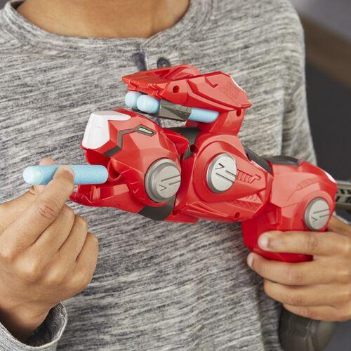 Power Rangers Beast Morpers Red Cheetah Beast Blaster