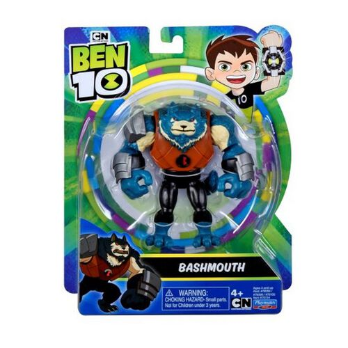 Ben 10 Bashmouth