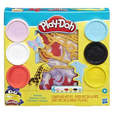 Play-Doh Fundamentals - Assorted