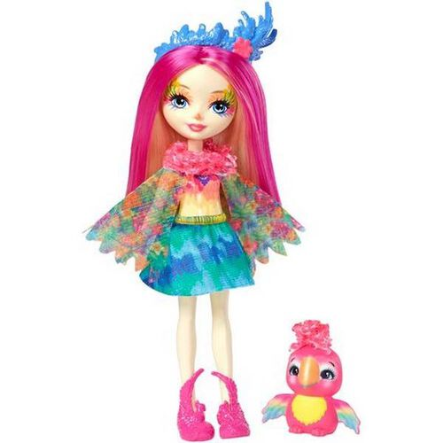 Enchantimals Doll & Friends - Assorted