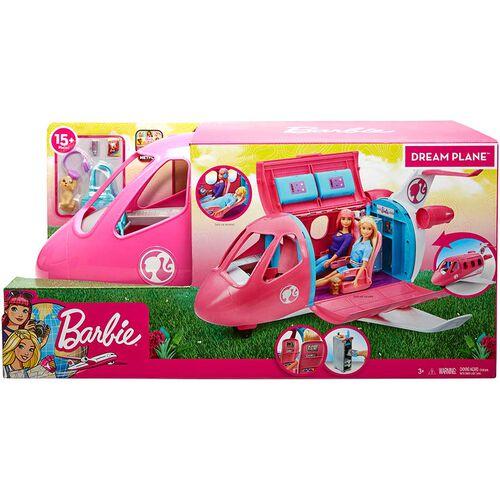 Barbie Dream Plane Playset