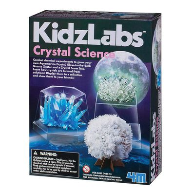 4M Kidszlabs / Crystal Science