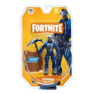 Fortnite Figure Carbide Solo Mode