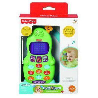 Fisher-Price Infant Learning Phone