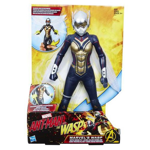 Marvel Avengers Ant Man Marvel Wasp With Wing Fx