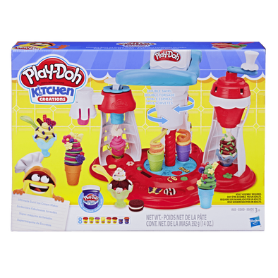Play-Doh Ultimate Swirl Ice Cream Maker