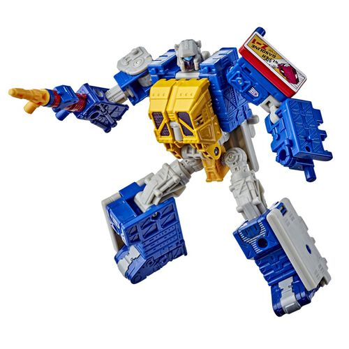 Transformers Generation Selects Deluxe Greasepit
