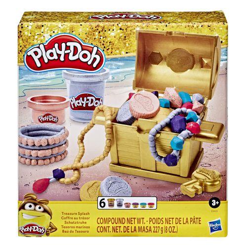 Playdoh Treasure Splash