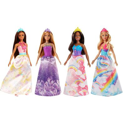 Barbie Princess Doll - Assorted