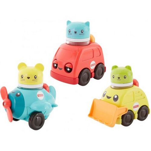 Fisher-Price Press & Rattle Racers - Assorted