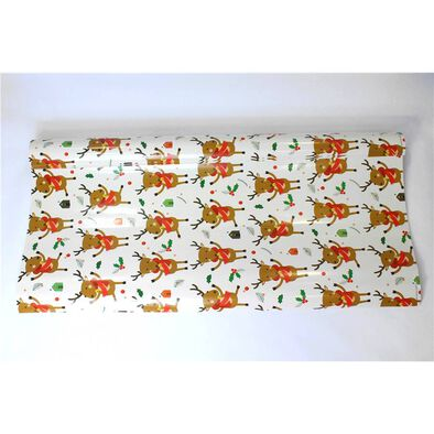 Made Of Paper Wrapping Paper - 2 Rolls - Assorted