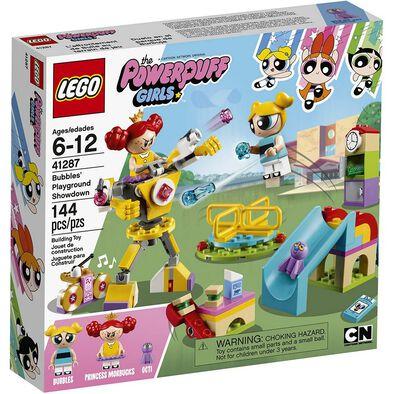 LEGO Powerpuff Girls Bubbles 41287