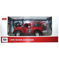 Rastar Radio Control 1:14 Land Rover Defender - Assorted