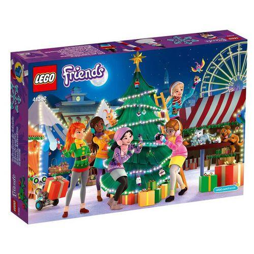 LEGO Friends Advent Calendar 41382