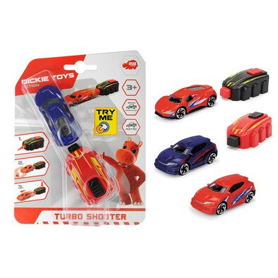 Dickie Toys Turbo Shooter- Assorted