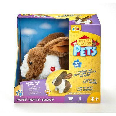 Pitter Patter Pets Happy Hoppy Bunny