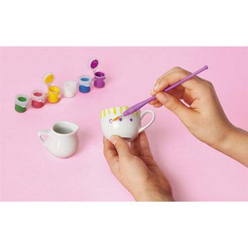 Totally Me Paint Your Own Tea Set
