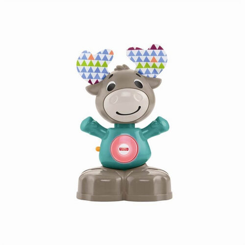 Fisher-Price Linkimals Musical Moose