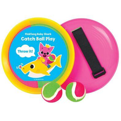 Pinkfong Catch Ball Set