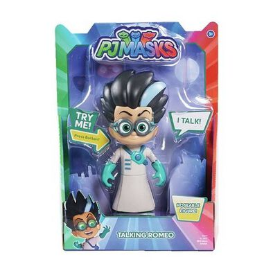 Pj Masks Deluxe Talking Figure - Romeo