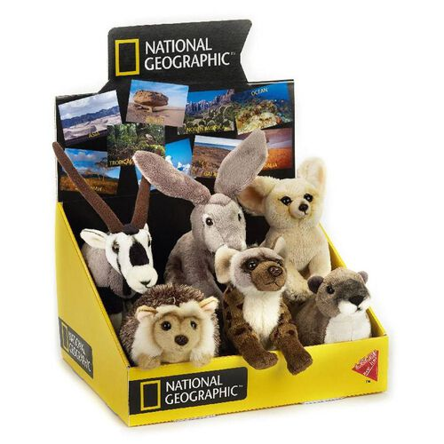 National Geographic Lelly Pelluche Desert Baby - Assorted