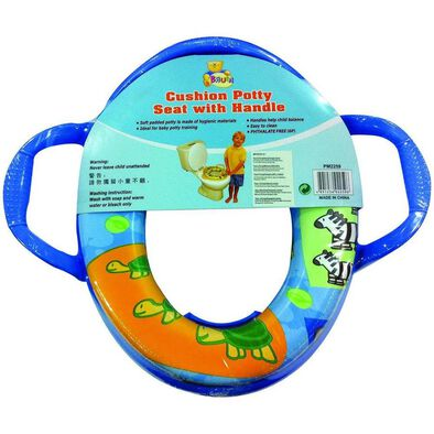 """Babies""""R""""Us Cushion Potty Seat With Handle"""