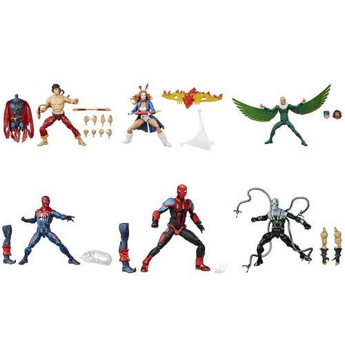 Spider-Man Marvel Legends Series 6 Inch Figure - Assorted