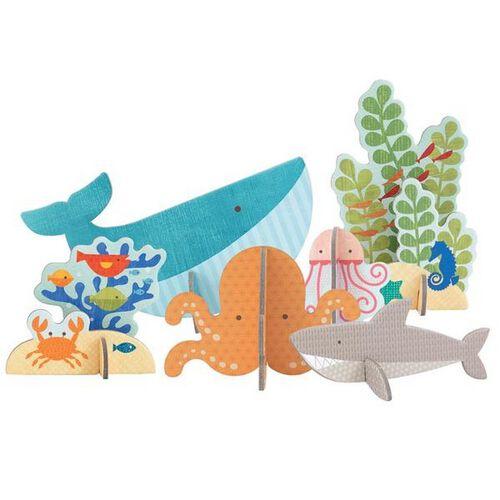 Petit Collage Pop Out Ocean