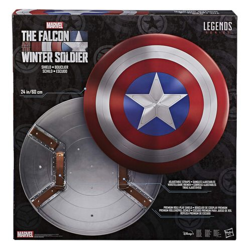 Marvel Legends Falcon And Winter Soldier Captain America Shield
