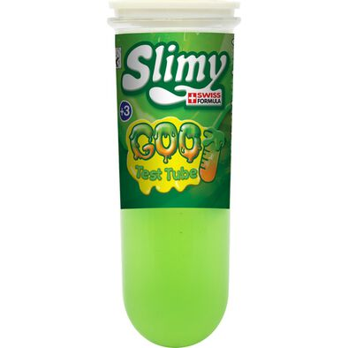 Slimy Swiss Formula Galactic Goo Test Tube - Assorted
