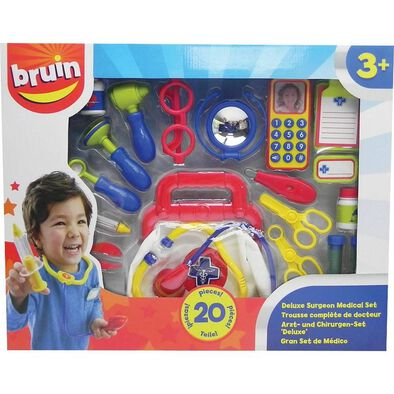 BRU Pre-School Doctor Set Combo