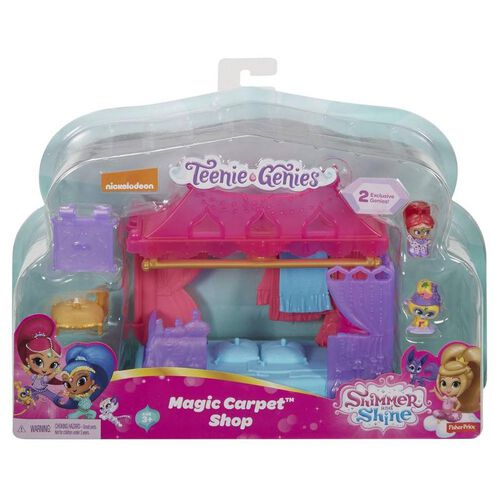 Shimmer and Shine Tand G Mid Playset - Assorted